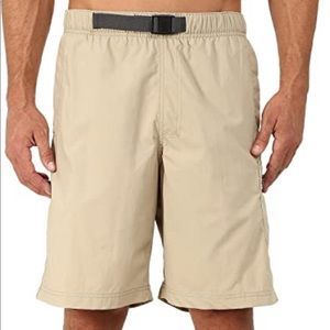COLUMBIA - Relaxed Hybrid Shorts (42)
